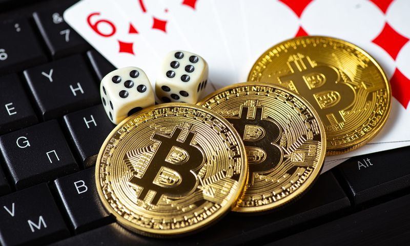bitcoin casino betting